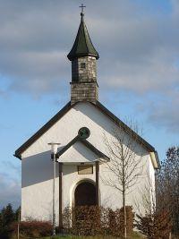 Dorfkapelle Innenried - Foto: Konrad Lackerbeck CC BY-SA