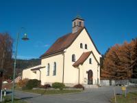 Filialkirche Unterzwieselau