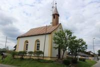 Dorfkirche Bärnzell - Foto: Peter Kreutzer