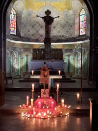 Taizé-Gebet in Ludwigsthal - Foto: Marco Stangl