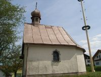 Dorfkapelle Griesbach - Foto: Konrad Lackerbeck CC BY-SA